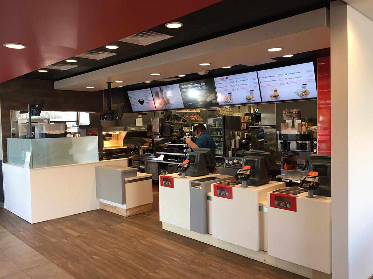 Plover McDonald's