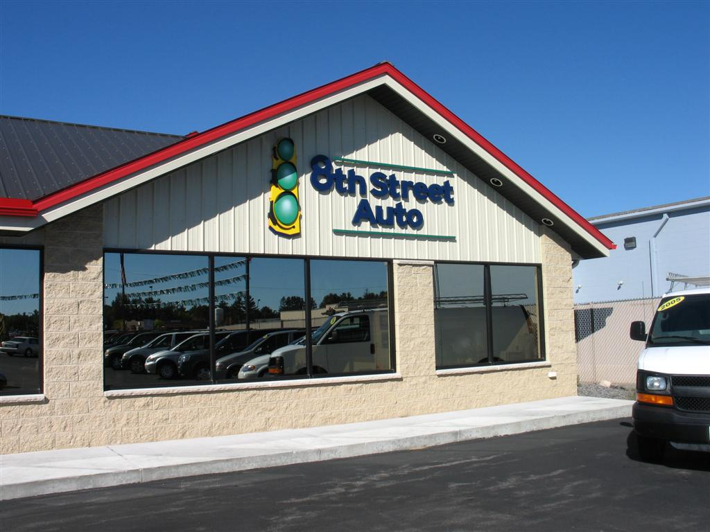 8th Street Auto Marawood Construction Services