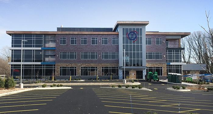 Forward Financial HQ