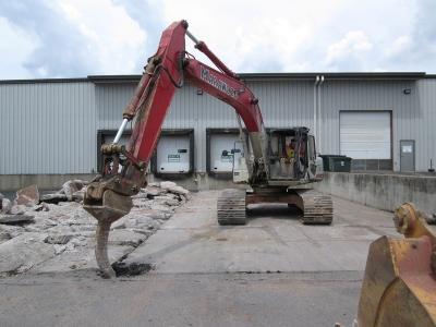 Excavator Chisel